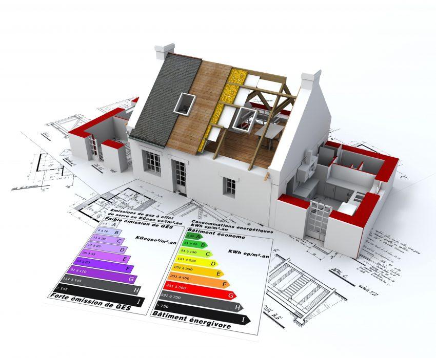 Diagnostic intérieur immobilier